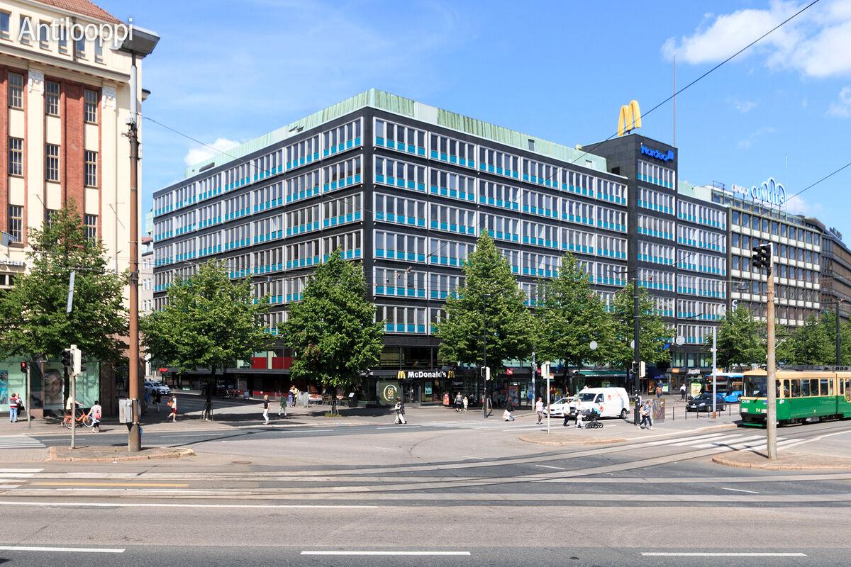 Toimitilat Helsinki | Siltasaarenkatu 12 | ulkokuva 1