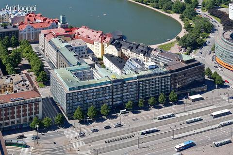 Toimitilat Helsinki | Siltasaarenkatu 12 | ulkokuva 2