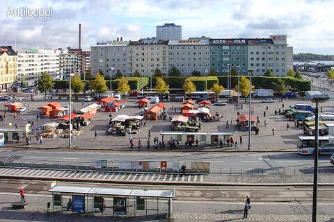 Business premises Helsinki | Siltasaarenkatu 12 | outside picture 3