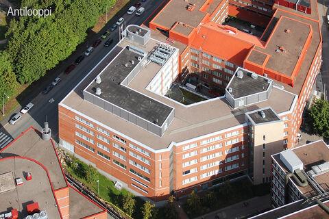 Business premises Helsinki   Elimäenkatu 28   outside picture 1