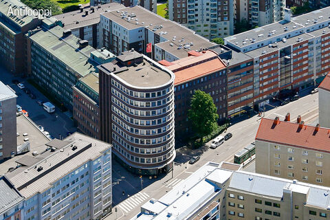 Toimitilat Helsinki | Hämeentie 19 | ulkokuva 1