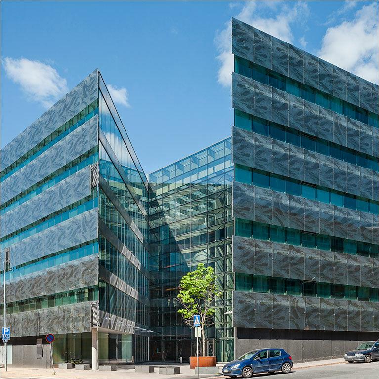 Business premises Helsinki | Elimaenkatu 5 | mobile panorama