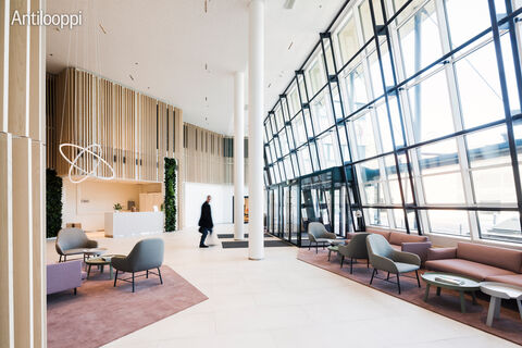 Business premises Espoo | Karaportti 5 | lobby