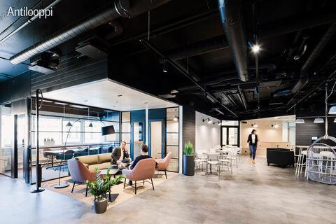Business premises Espoo   Karaportti 5   lounge