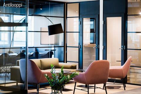 Toimitilat Espoo   Karaportti 5   lounge