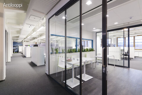 Business Premises Helsinki   Elimäenkatu 28   Interior picture
