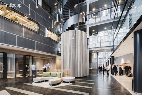 Business Premises Helsinki   HTC Helsinki Pinta   Tammasaarenkatu 3   Lobby