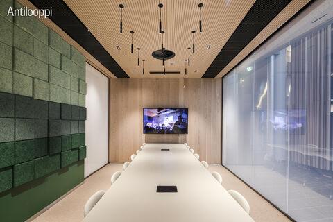 Business Premises Helsinki   HTC Helsinki Pinta   Tammasaarenkatu 3   Meeting room