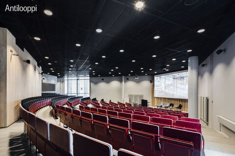 Business Premises Helsinki   HTC Helsinki Pinta   Tammasaarenkatu 3   Auditorium