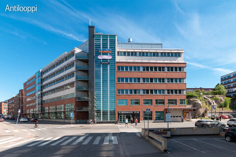 Toimitilat Helsinki | Elimäenkatu 17-19 | ulkokuva 2