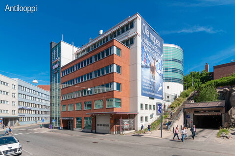 Business premises Helsinki | Elimäenkatu 17-19 | exterior picture 5