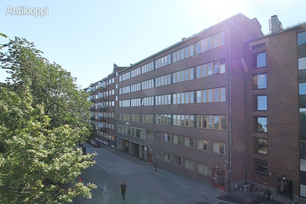 Toimitilat Helsinki | Käenkuja 3 A | ulkokuva