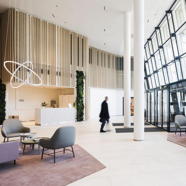 Toimitilat Espoo | Karaportti 5 | mobiilipanorama