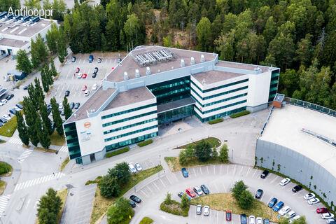 Toimitilat Espoo   Karaportti 5   ilmakuva