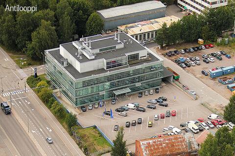 Toimitilat Helsinki   Takkatie 1   ulkokuva 1