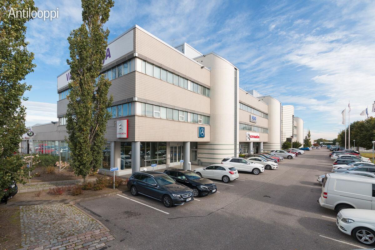 Toimitilat Vantaa | Mäkituvantie 3 | ulkokuva 1