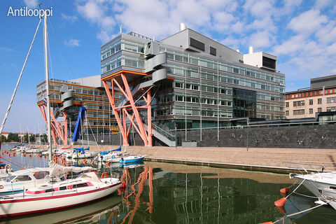 Business premises Helsinki | HTC Helsinki Pinta | Tammasaarenkatu 3 | outside picture 1