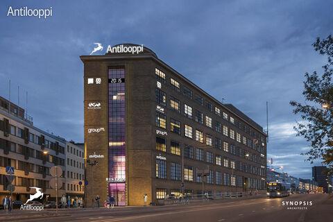 Ruoholahdenkatu 21, Helsinki