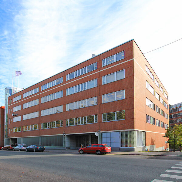 Toimitilat Helsinki | Elimäenkatu 28 | mobiilipanoraama