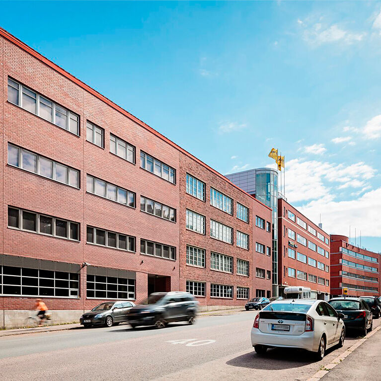 Business premises Helsinki | Kumpulantie 15 | mobile panorama