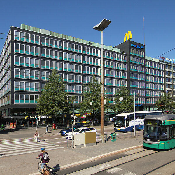 Business premises Helsinki | Siltasaarenkatu 12 | mobile panorama
