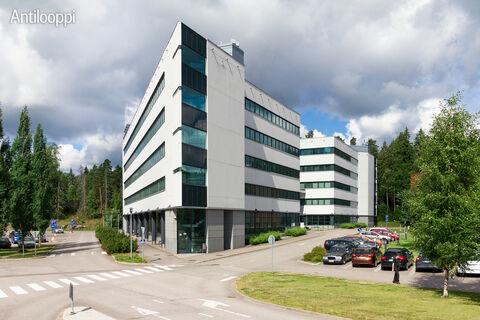 Toimitilat Espoo   Karaportti 5   ulkokuva 1