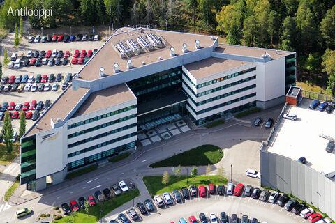 Toimitilat Espoo   Karaportti 5   ulkokuva 2