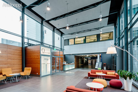 Business premises Espoo | Quartetto Business Park Fuuga | Linnoitustie 6 | inside picture 1