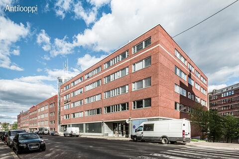 Toimitilat Helsinki   Elimäenkatu 28   ulkokuva 3