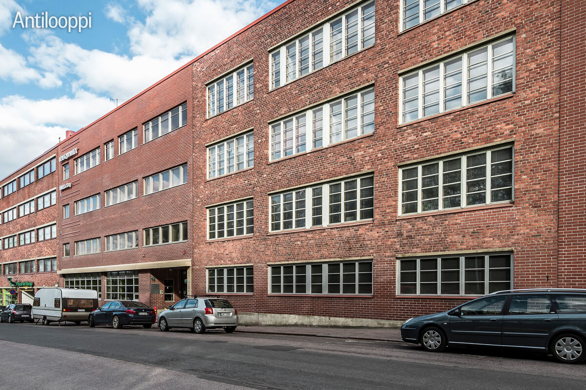 Business premises Helsinki   Kumpulantie 15   outside picture 2
