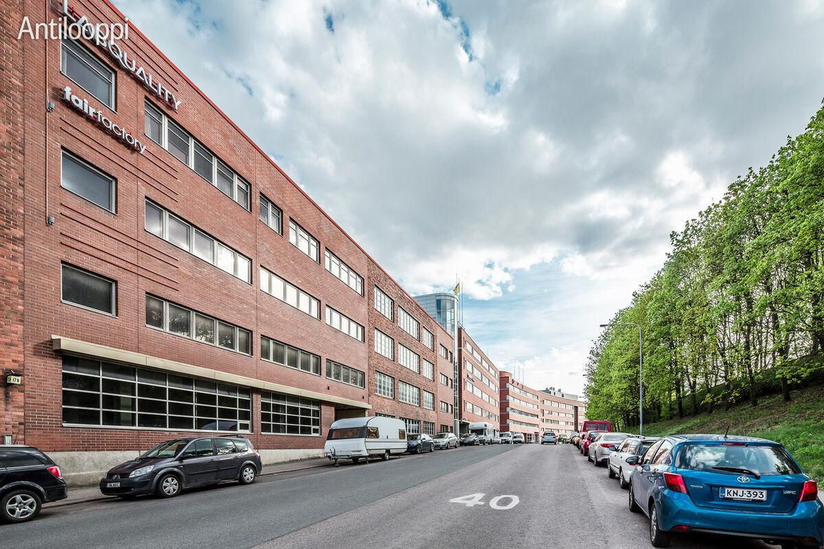 Business premises Helsinki   Kumpulantie 15   outside picture 3