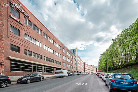 Business premises Helsinki | Kumpulantie 15 | outside picture 3