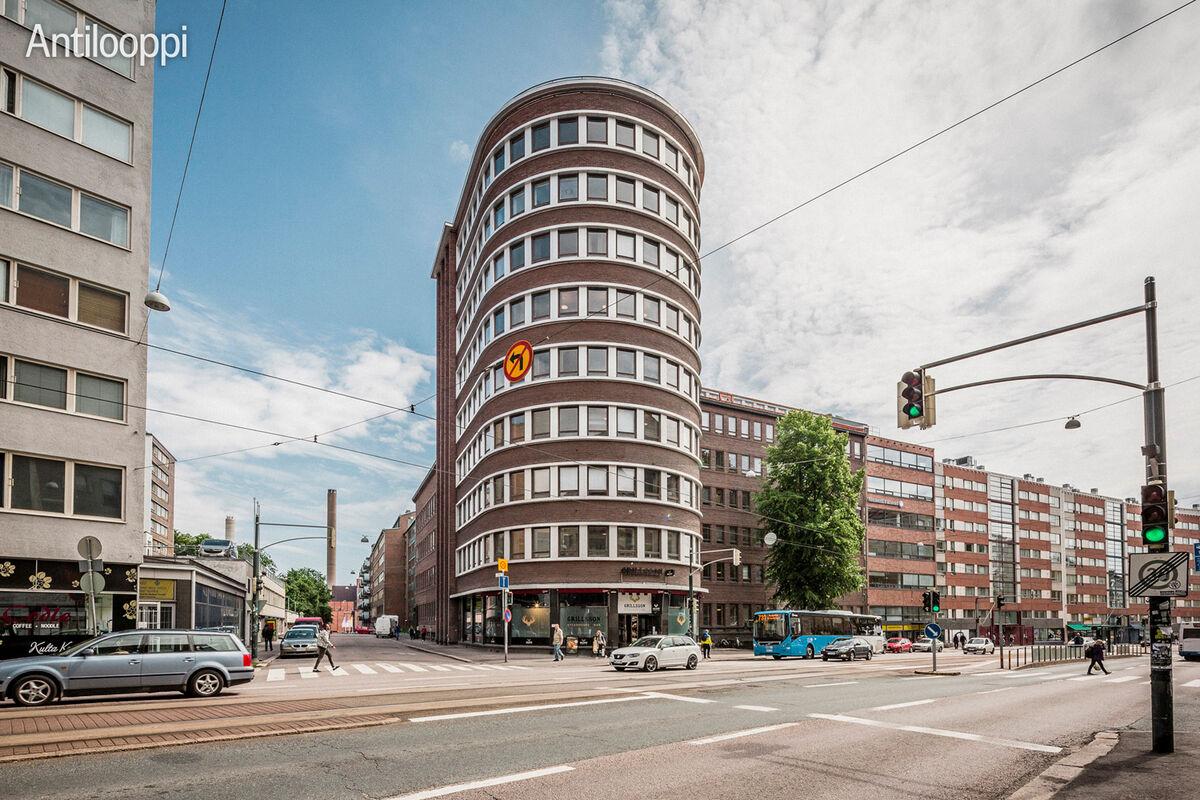 Business premises Helsinki | Hämeentie 19 | outside picture 2