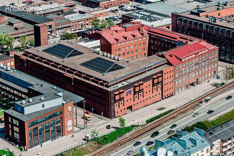 Toimitilat Helsinki    Sörnäistenkatu 1   ulkokuva 2
