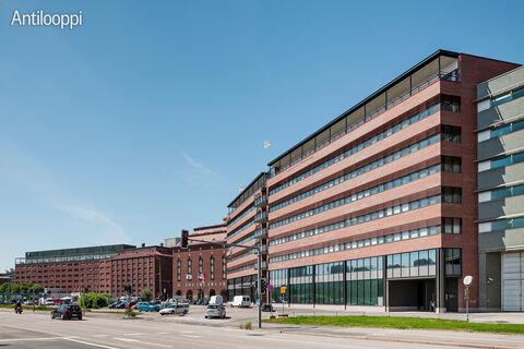 Toimitilat Helsinki | Lintulahdenkuja 10 | ulkokuva 2