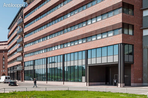 Business premises Helsinki | Lintulahdenkuja 10 | outside picture 3