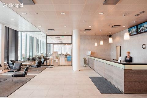 Business premises Helsinki   Lintulahdenkuja 10   inside picture 1