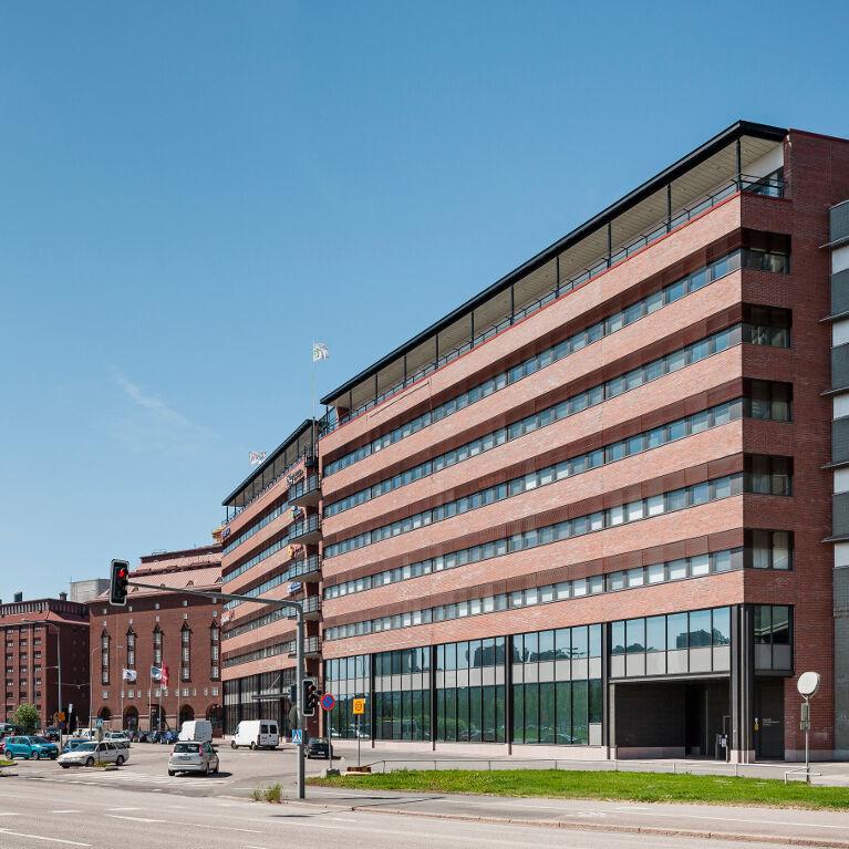 Business premises Helsinki | Lintulahdenkuja 10 | mobile panorama