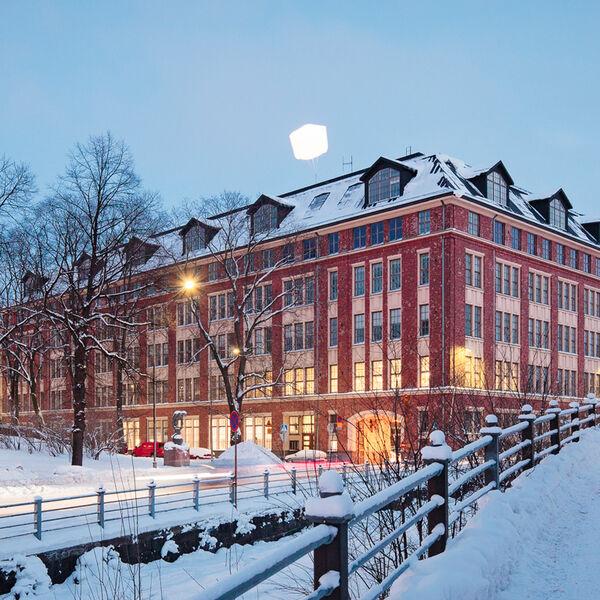Toimitilat Helsinki   Merikortteli   Pursimiehenkatu 29-30   mobiilipanoraama