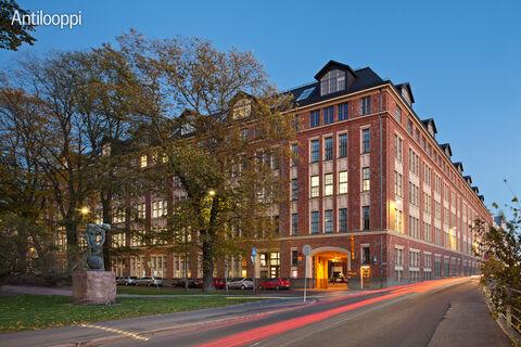 Toimitilat Helsinki | Merikortteli | Pursimiehenkatu 29-30 | ulkokuva 2
