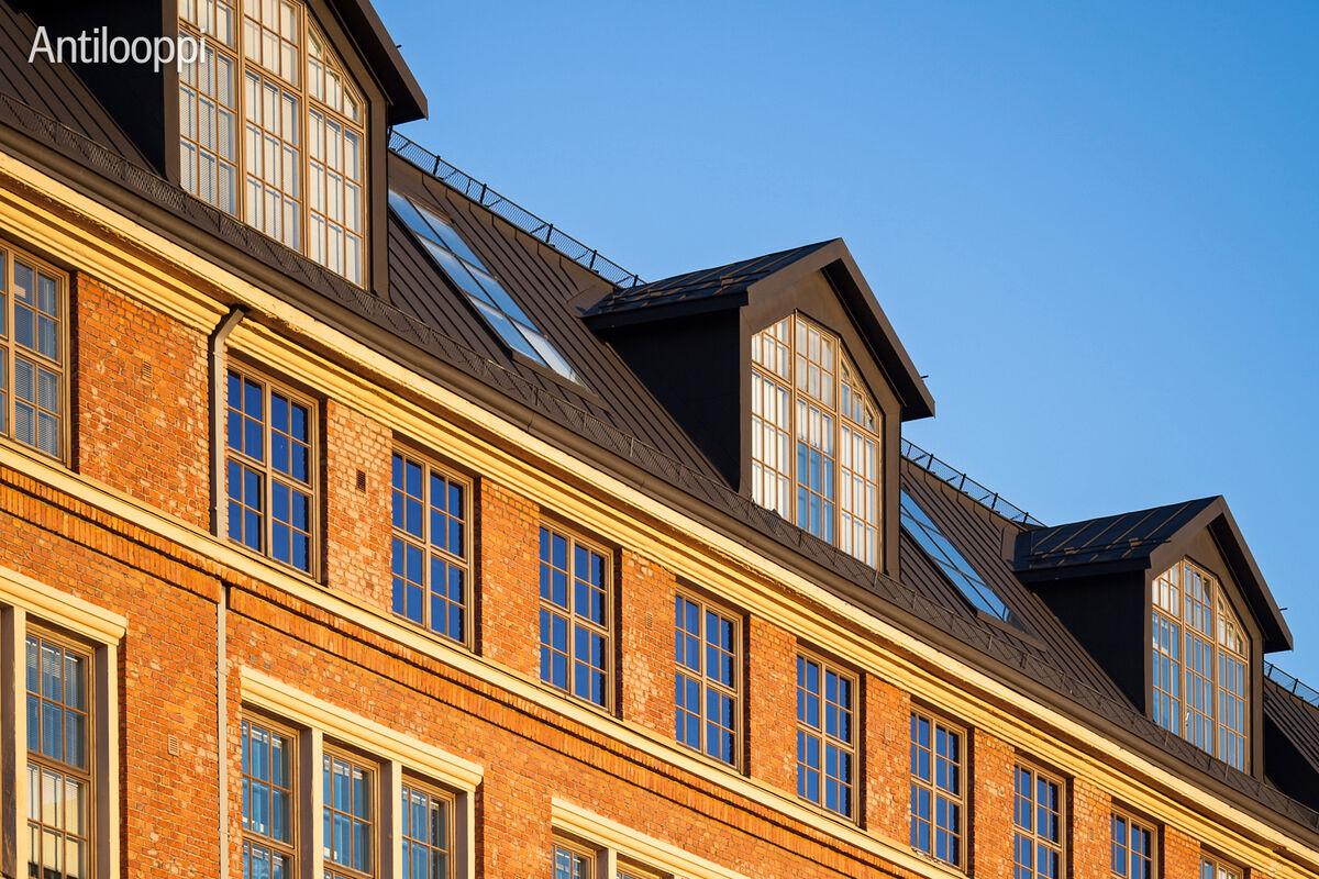 Toimitilat Helsinki | Merikortteli | Pursimiehenkatu 29-30 | ulkokuva 3