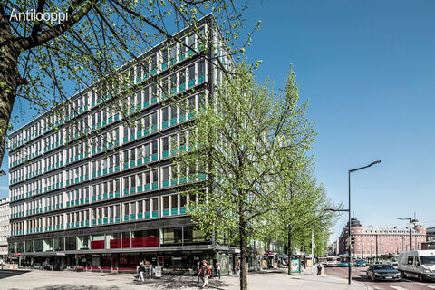 Business premises Helsinki | Siltasaarenkatu 12 | outside picture 5