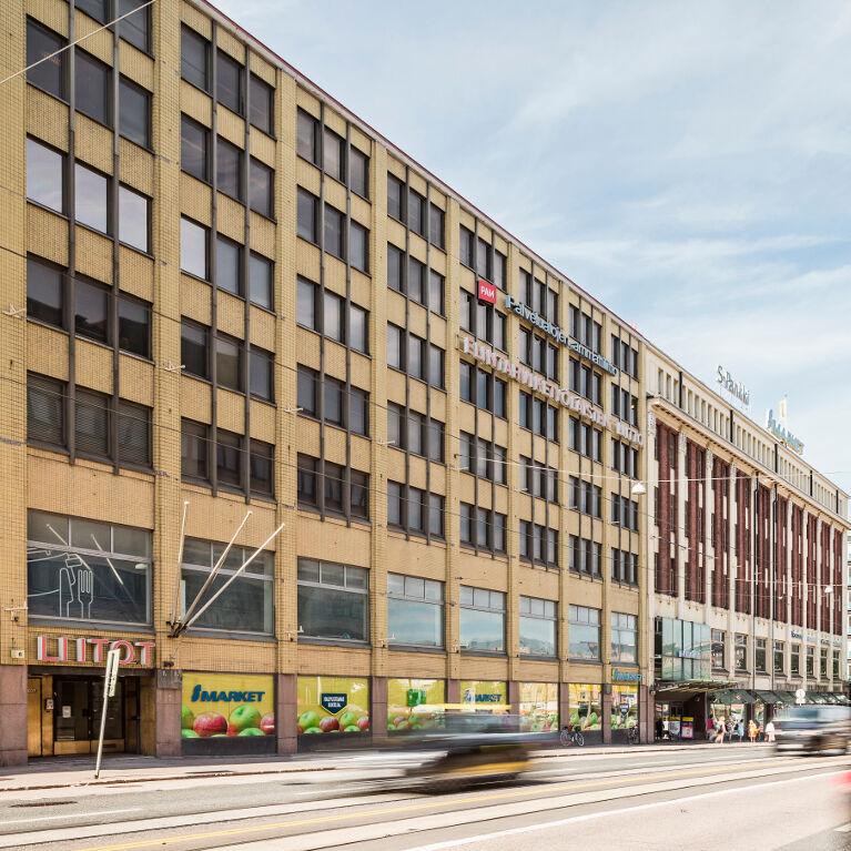 Business premises Helsinki | Siltasaarenkatu 6 | mobile panorama