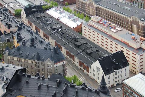 Toimitilat Helsinki | Ankkurikatu 5 | ulkokuva 1