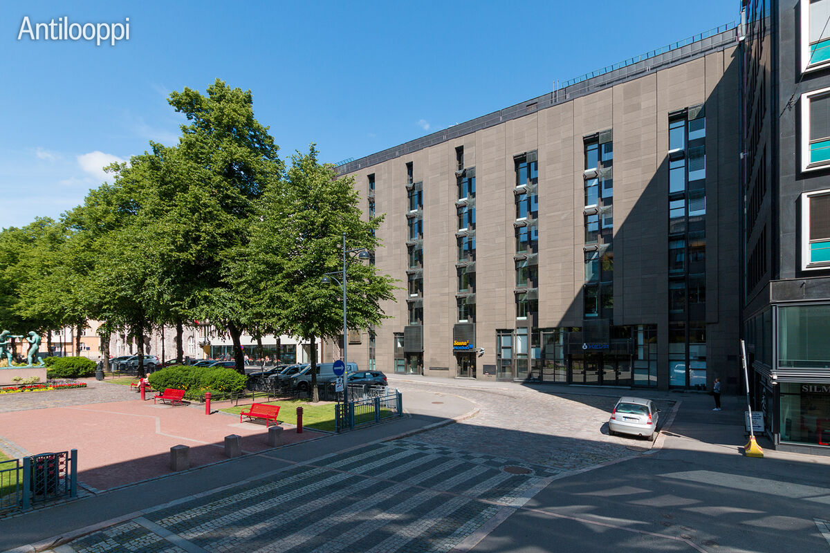 Business premises Helsinki | Paasivuorenkatu 3 | outside picture 1