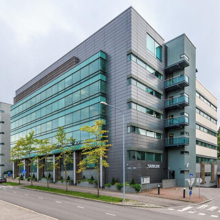Toimitilat Espoo | Quartetto Business Park Fuuga | Linnoitustie 6 | mobiilipanoraama