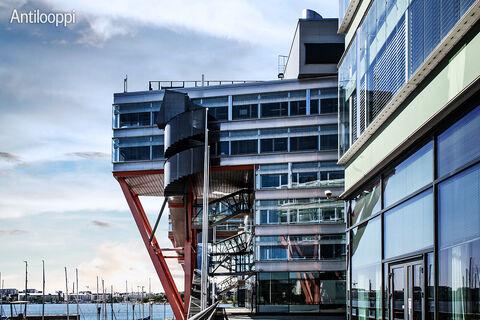 Toimitilat Helsinki | HTC Helsinki Pinta | Tammasaarenkatu 3 | ulkokuva 2