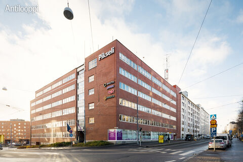 Toimitilat Helsinki | Kumpulantie 5 | ulkokuva