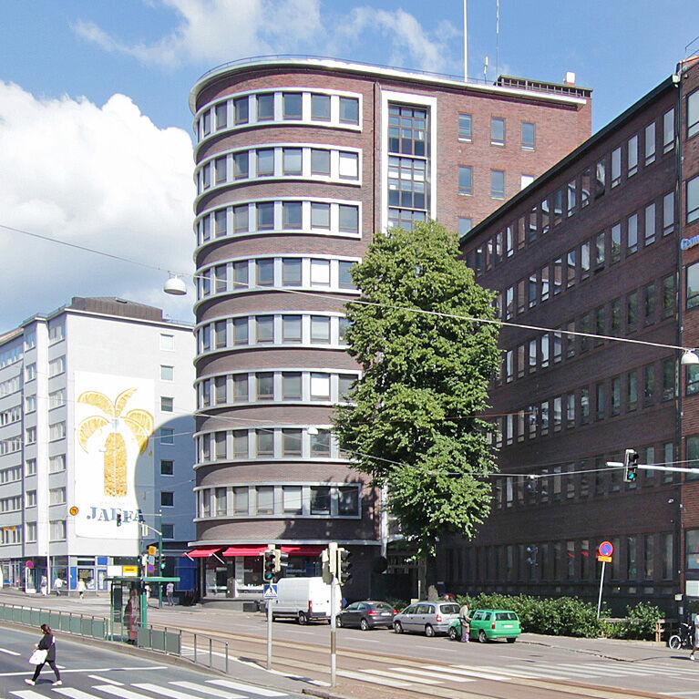Toimitilat Helsinki | Hämeentie 19 | mobiilipanorama