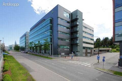 Toimitilat Espoo   Quartetto Business Park Fuuga   Linnoitustie 6   ulkokuva 1